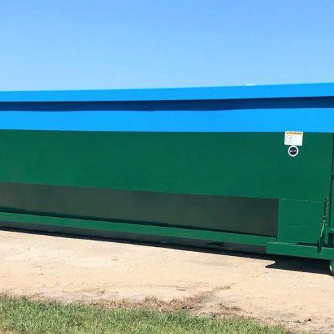 Roll Offs PLUM 30YD Tub WastePro