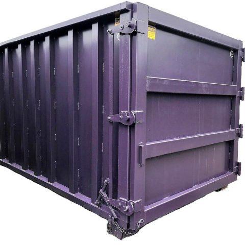Scrap Series Containers PLUM 40yd Scrap