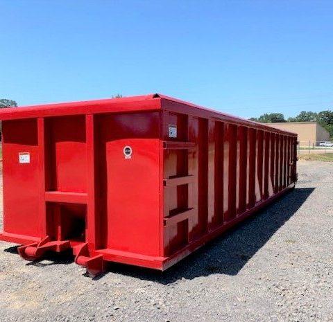 Scrap Series Containers PLUM 42YD Scrap