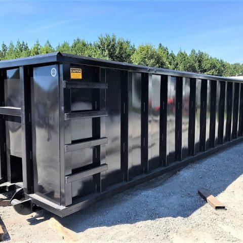 Scrap Series Containers PLUM 60 Cu Yd