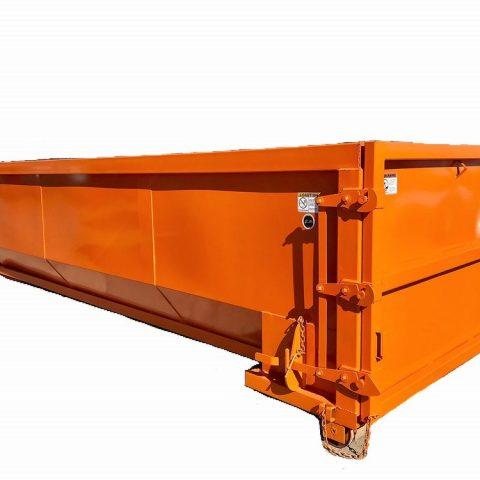 PLUM 30YD Bathtub Roll Off Container