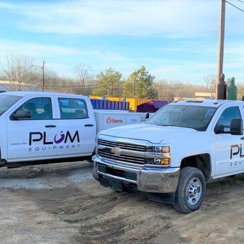 PLUM Equipment Service Trucks