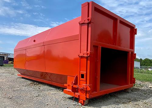 PLUM P40OC Compactor Receiving Container 5 2 Home