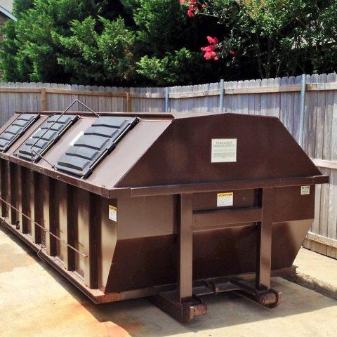 PLUM 25Yd Recycler